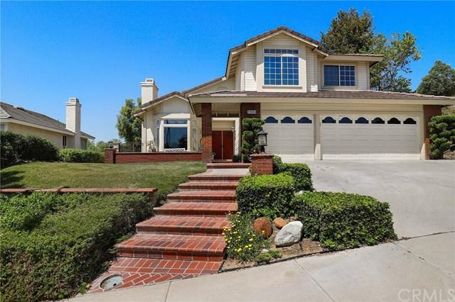 21201 Granite Wells Drive, Walnut, CA 91789 (#301539296) :: Keller Williams - Triolo Realty Group