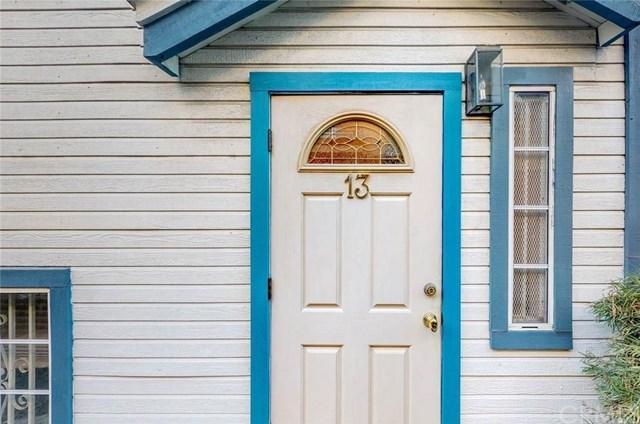 519 E Hazel Street #13, Inglewood, CA 90302 (#301539326) :: Coldwell Banker Residential Brokerage
