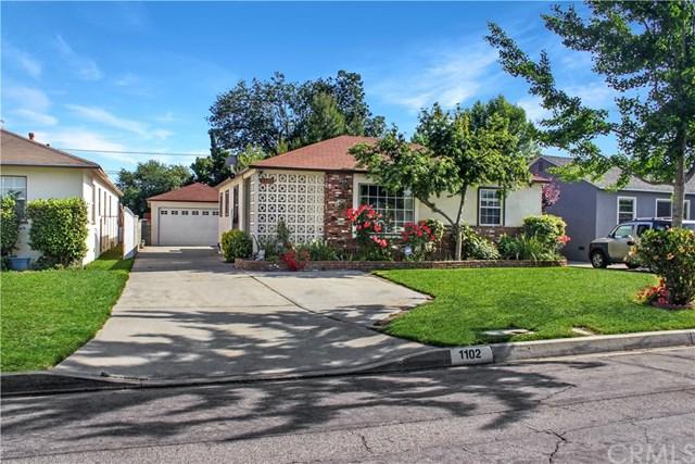 1102 E Birchcroft Street, Arcadia, CA 91006 (#301539365) :: Keller Williams - Triolo Realty Group
