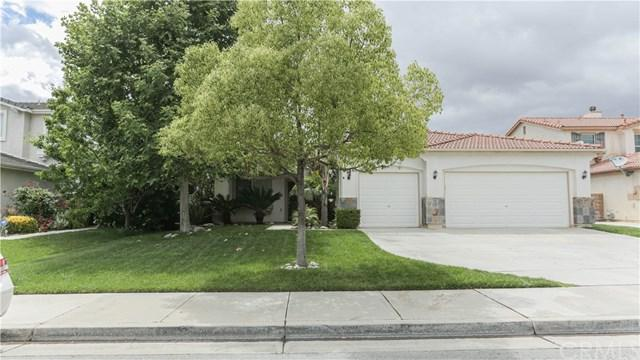 30805 Mirage Circle, Menifee, CA 92584 (#301539598) :: Coldwell Banker Residential Brokerage