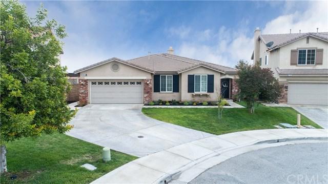 27767 High Gate Court, Menifee, CA 92584 (#301539840) :: Coldwell Banker Residential Brokerage