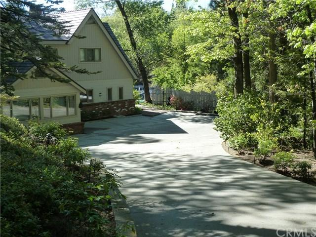 883 Shelter Cove Drive, Lake Arrowhead, CA 92352 (#301540153) :: Coldwell Banker Residential Brokerage