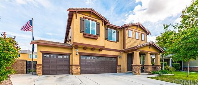 30716 Whetstone Circle, Menifee, CA 92584 (#301540223) :: Coldwell Banker Residential Brokerage