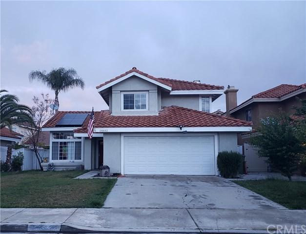 28602 N Port Lane, Menifee, CA 92584 (#301540268) :: Coldwell Banker Residential Brokerage