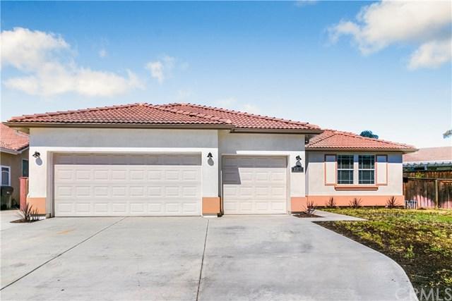 25251 Shady Creek Circle, Menifee, CA 92584 (#301540796) :: Coldwell Banker Residential Brokerage
