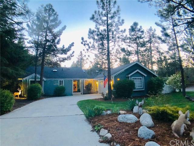 202 Crystal Lake Road, Big Bear, CA 92315 (#301541086) :: Coldwell Banker Residential Brokerage