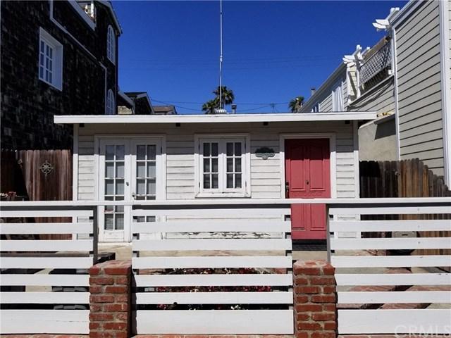 3702 Park Lane, Newport Beach, CA 92663 (#301541091) :: Coldwell Banker Residential Brokerage