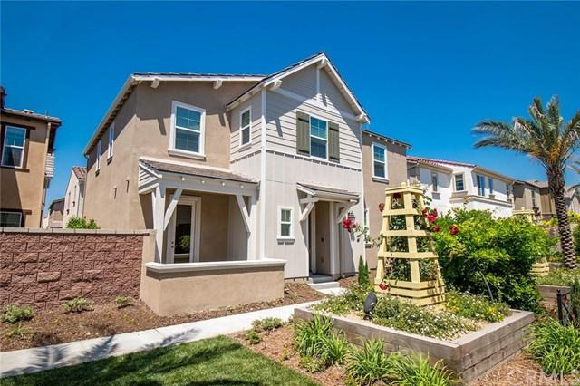 8726 Celebration Street, Chino, CA 91708 (#301541926) :: Coldwell Banker Residential Brokerage