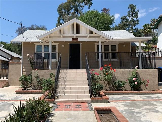 6517 Meridian Street, Highland Park, CA 90042 (#301542304) :: Coldwell Banker Residential Brokerage