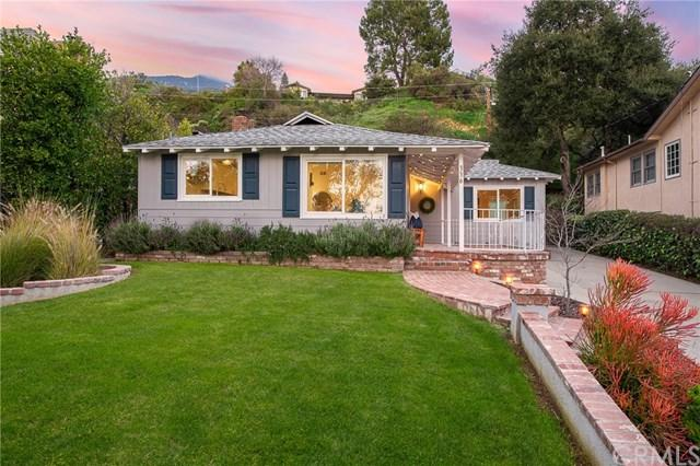 336 Foothill, Sierra Madre, CA 91024 (#301542468) :: Coldwell Banker Residential Brokerage