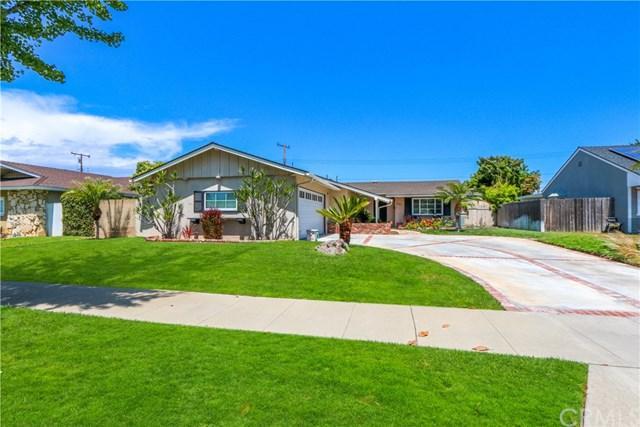 4161 N Santa Cecilia Street, Orange, CA 92865 (#301543798) :: Coldwell Banker Residential Brokerage
