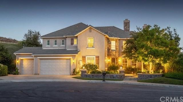1008 Clear Sky Place, Simi Valley, CA 93065 (#301545732) :: Coldwell Banker Residential Brokerage