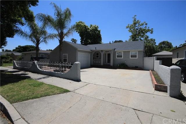 18754 Valerio Street, Reseda, CA 91335 (#301546139) :: Coldwell Banker Residential Brokerage