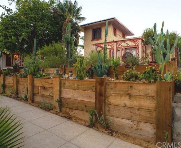 1814 Euclid Street, Santa Monica, CA 90404 (#301548066) :: Whissel Realty