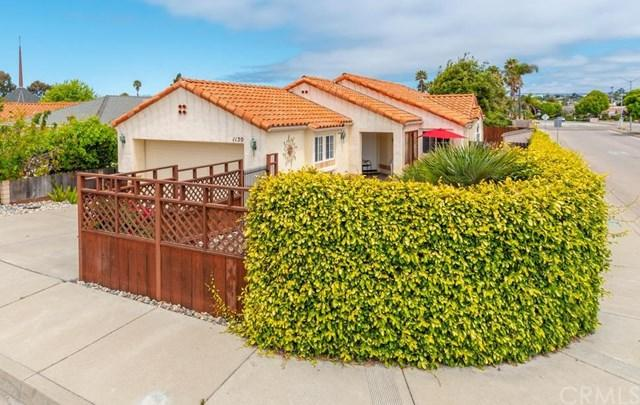 1130 San Sebastian Court, Grover beach, CA 93433 (#301548955) :: Coldwell Banker Residential Brokerage