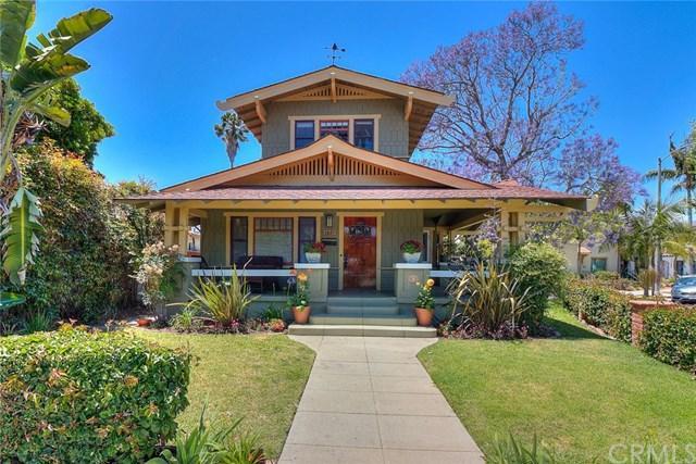 773 Orizaba Avenue, Long Beach, CA 90804 (#301549664) :: Coldwell Banker Residential Brokerage