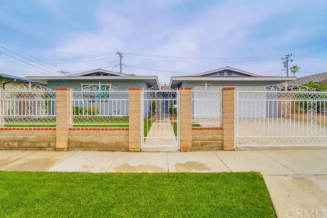 2505 Park Drive, Santa Ana, CA 92707 (#301550280) :: Coldwell Banker Residential Brokerage