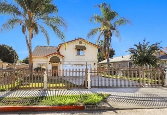 11032 Kauffman Street, El Monte, CA 91731 (#301551099) :: Coldwell Banker Residential Brokerage