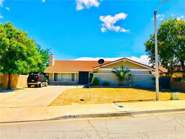 1236 Donatello Street, Lancaster, CA 93535 (#301551149) :: Coldwell Banker Residential Brokerage