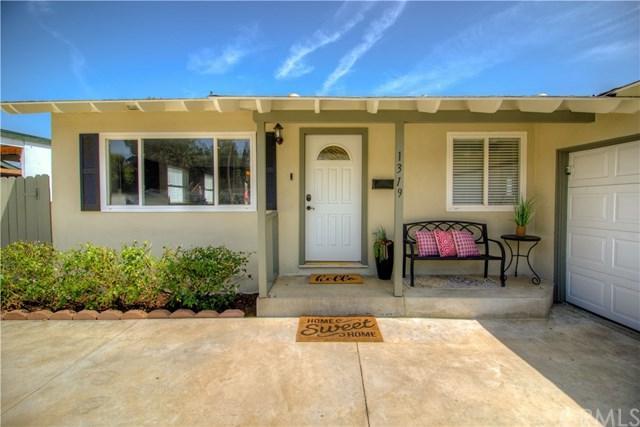 1319 S Baldwin Avenue, Orange, CA 92865 (#301551537) :: Coldwell Banker Residential Brokerage