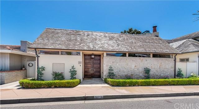 210 Via Genoa, Newport Beach, CA 92663 (#301552154) :: Coldwell Banker Residential Brokerage
