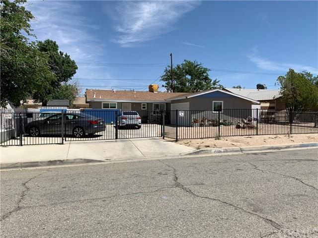 45336 Rodin Avenue, Lancaster, CA 93535 (#301552164) :: Coldwell Banker Residential Brokerage