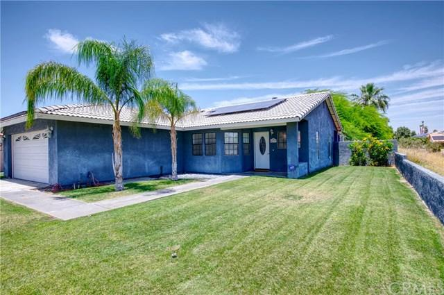68198 Verano Road, Cathedral City, CA 92234 (#301552491) :: Whissel Realty
