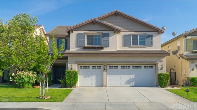 25955 Corte Antigua, Moreno Valley, CA 92551 (#301553101) :: Coldwell Banker Residential Brokerage