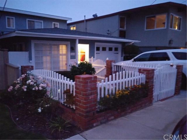 1211 20th Street, Hermosa Beach, CA 90254 (#301553309) :: Coldwell Banker Residential Brokerage