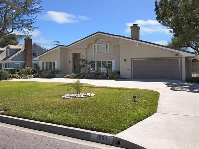1050 Panorama Drive, Arcadia, CA 91007 (#301553555) :: Coldwell Banker Residential Brokerage