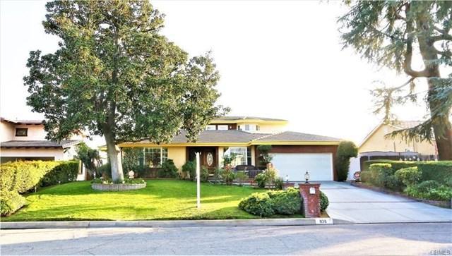 1130 Drake Road, Arcadia, CA 91007 (#301553567) :: Coldwell Banker Residential Brokerage