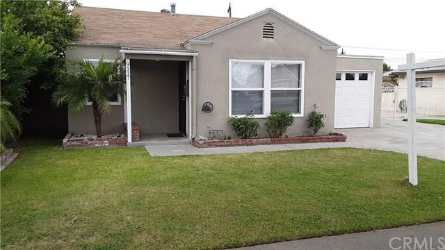 9117 Oak Street, Bellflower, CA 90706 (#301553830) :: Coldwell Banker Residential Brokerage