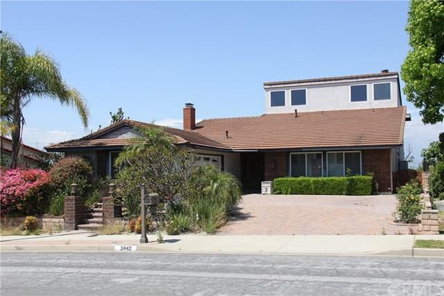 2442 Agostino Drive, Rowland Heights, CA 91748 (#301554112) :: Coldwell Banker Residential Brokerage