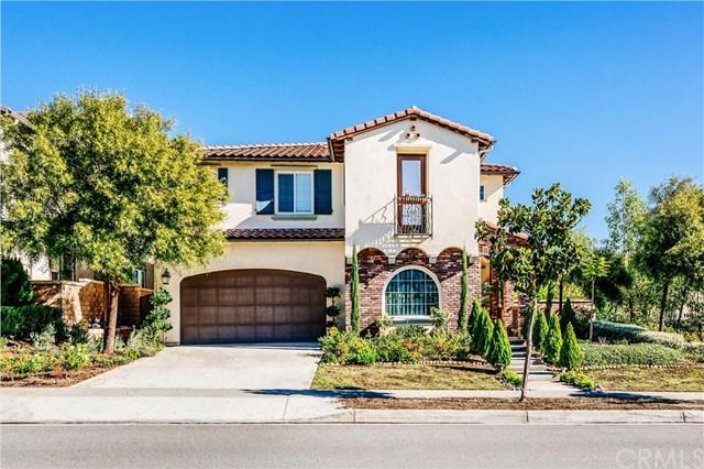 1276 N Vosburg Drive, Azusa, CA 91702 (#301554231) :: Coldwell Banker Residential Brokerage