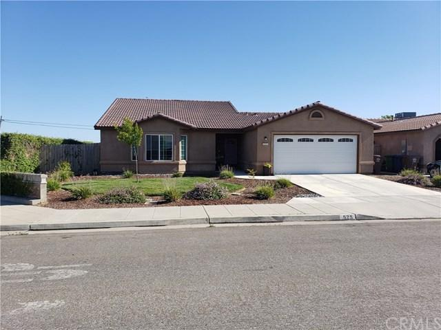 525 Englewood Avenue, Chowchilla, CA 93610 (#301554543) :: Coldwell Banker Residential Brokerage