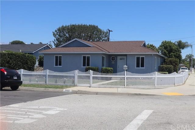 1102 N Fenimore Avenue, Covina, CA 91722 (#301554577) :: COMPASS