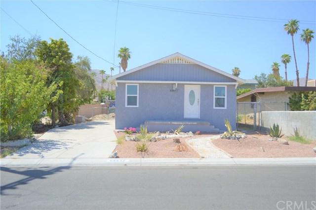68677 E Street, Cathedral City, CA 92234 (#301554585) :: Whissel Realty