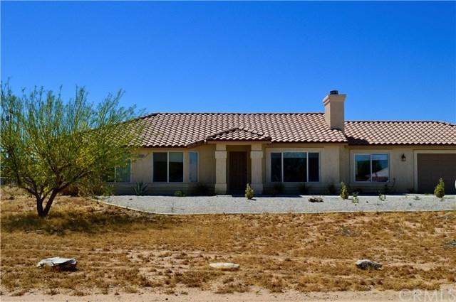 13161 Rancherias Road, Apple Valley, CA 92308 (#301554595) :: Coldwell Banker Residential Brokerage