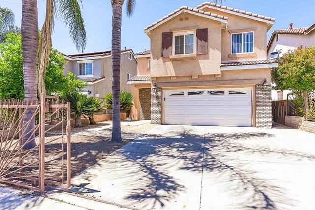 484 Shark Street, Perris, CA 92571 (#301554614) :: Coldwell Banker Residential Brokerage