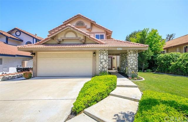 3115 Timberline Drive, Corona, CA 92882 (#301554618) :: Whissel Realty