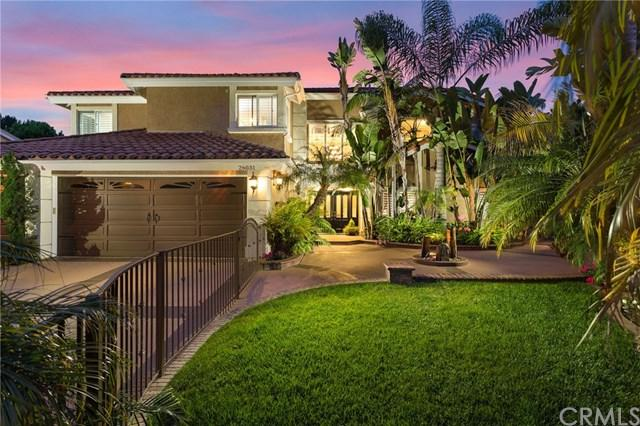26031 Flintlock Lane, Laguna Hills, CA 92653 (#301554648) :: Coldwell Banker Residential Brokerage
