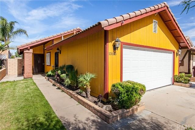15143 Paige Avenue, Moreno Valley, CA 92551 (#301554864) :: Coldwell Banker Residential Brokerage