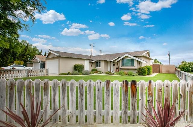 7415 Thunderbird Lane, Stanton, CA 90680 (#301555126) :: Coldwell Banker Residential Brokerage