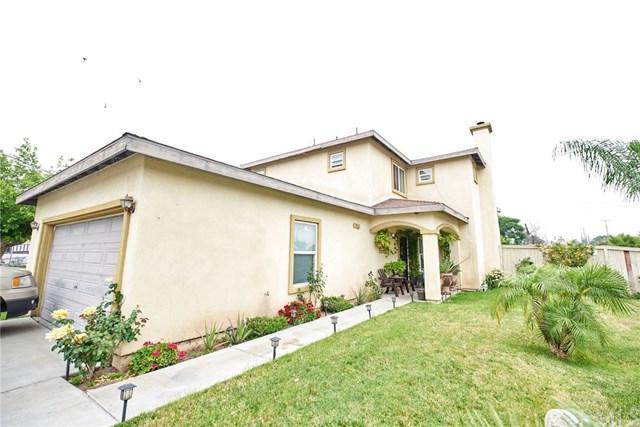 752 N H Street, San Bernardino, CA 92410 (#301555206) :: Coldwell Banker Residential Brokerage