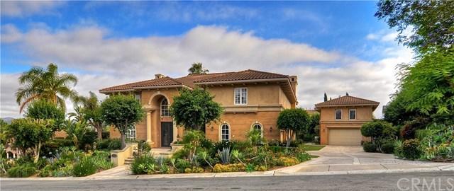 18910 Sunny Slope, Yorba Linda, CA 92886 (#301555336) :: Coldwell Banker Residential Brokerage