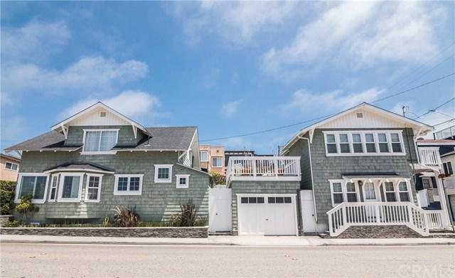 204 30th Street, Hermosa Beach, CA 90254 (#301555397) :: Coldwell Banker Residential Brokerage