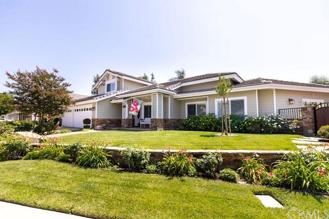 5275 Calle Sonora, Yorba Linda, CA 92887 (#301555523) :: Coldwell Banker Residential Brokerage