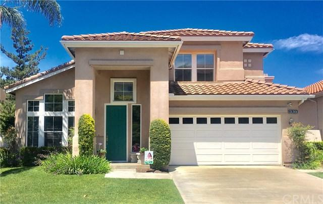 21301 Cythera, Mission Viejo, CA 92692 (#301555567) :: Coldwell Banker Residential Brokerage