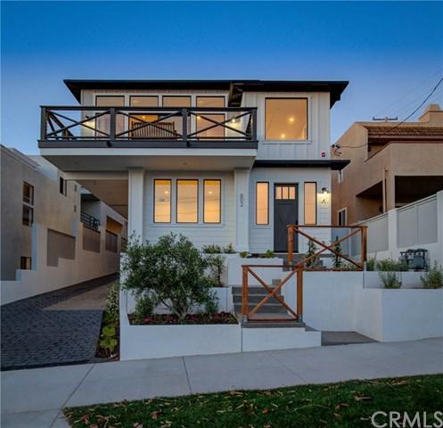 602 N Irena Avenue A, Redondo Beach, CA 90277 (#301555607) :: Coldwell Banker Residential Brokerage