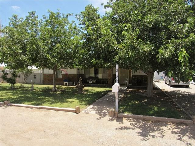 2128 Florence Boulevard, Blythe, CA 92225 (#301555608) :: Whissel Realty